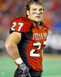 wes welker texas tech -  so sad he's not a pat anymore :( but still love him♥