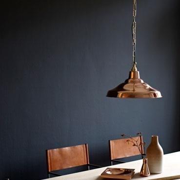 grey and copper colour scheme