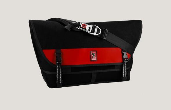 The Chrome messenger bag. A NY icon.