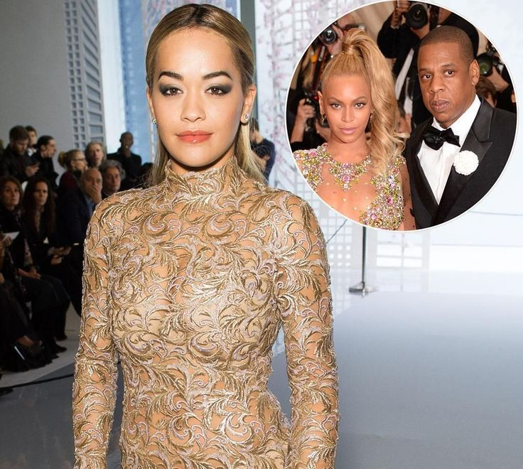 """Is Rita Ora""""Becky""""?  Initially, the Beyhive accused fashion designer Rachel Roy of being the woman whom Beyoncé calls out in """"Sorry"""" for cheating with Jay Z. But when Rita Ora posted a sexy Snapchat shot the same night as Lemonade's release, fans turned their attentions to the 25-year-old British singer"""