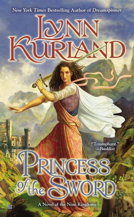 #NewRelease ♥ PRINCESS OF THE SWORD by Lynn Kurland ♥ The Nine Kingdoms Trilogy now explodes in the fiercest battle yet as the fate of a kingdom lies with a man and woman bound by love, magic, and a legendary—and perilous—sword.