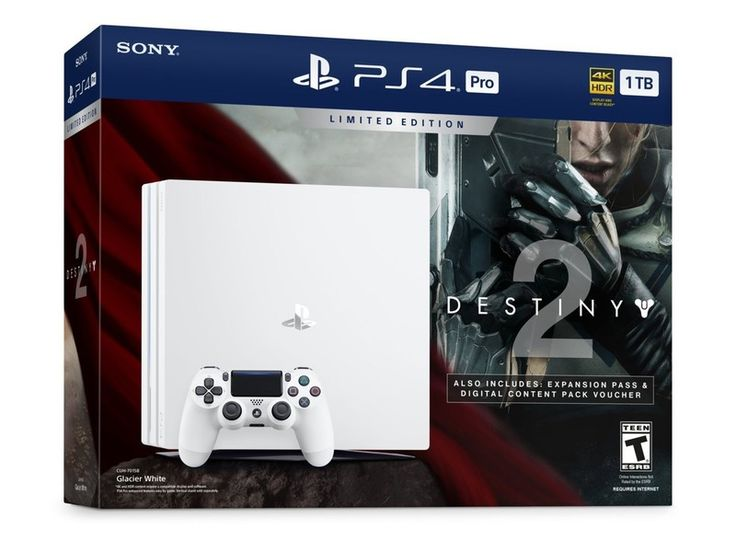 This limited edition PS4 Pro comes with Destiny 2 and is now on sale for $350  ||  The PlayStation 4 Pro hasn't seen a lot of sales this Black Friday. Bundle deals like this are as good as it gets, especially because Amazon just wants to beat the competition. https://www.androidcentral.com/thrifter-deal-ps4-pro-destiny-2-bundle?utm_campaign=crowdfire&utm_content=crowdfire&utm_medium=social&utm_source=pinterest
