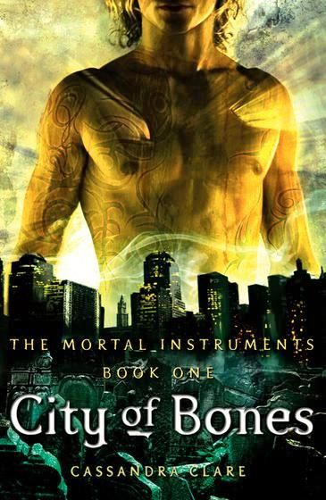 City Of Bones- Sixteen-year-old Clary Fray is an ordinary teenager, who likes hanging out in Brooklyn with her friends. But everything changes the night she witnesses a murder, committed by a group of teens armed with medieval weaponry.  The murderous group are Shadowhunters, secret warriors dedicated to driving demons out of this dimension and back into their own.