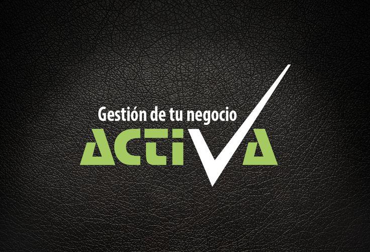 Diseño de logo Activa | Dolphin Tecnologías