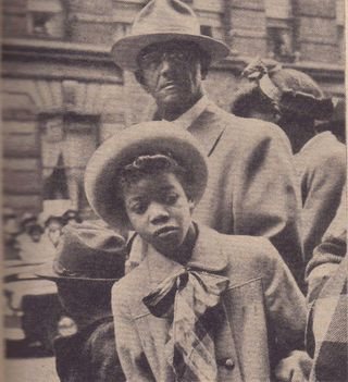 Easter Parade: The Harlem Wedding of Nat and Maria Cole, 1948