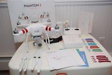 DJI Phantom 3 Standard Quadcopter Drone with 2.7K HD Video Camera Gimbal #32237
