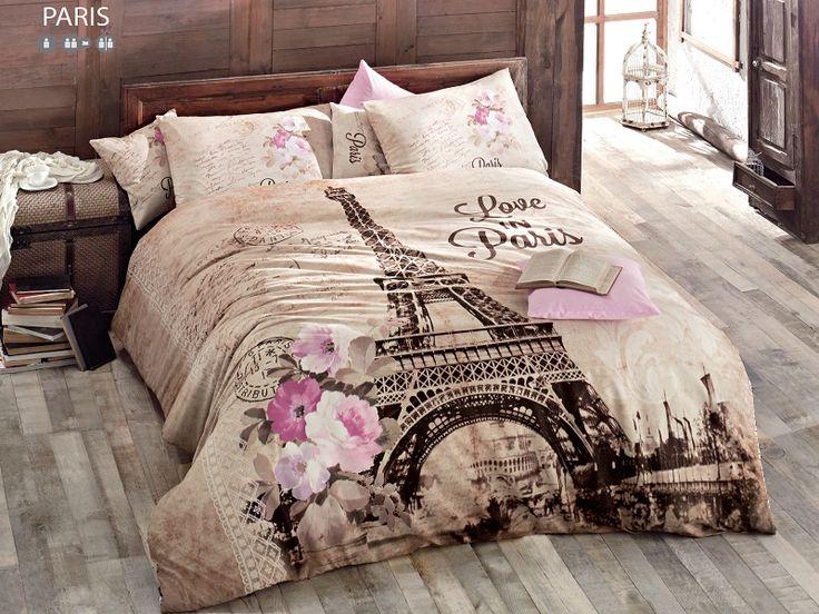10 best Paris bedding sets images on Pinterest