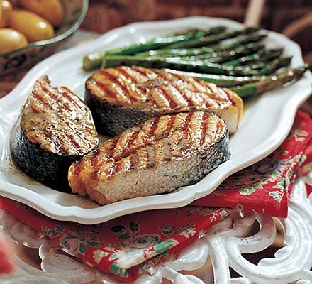 1000 images about fish seafood recipes on pinterest for Fish steak recipe