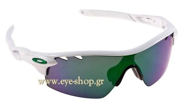 Γυαλιά Ηλίου  Oakley Radarlock 9182 03 Polished White Jade Iridium - Yellow Τιμή: 233,00 €