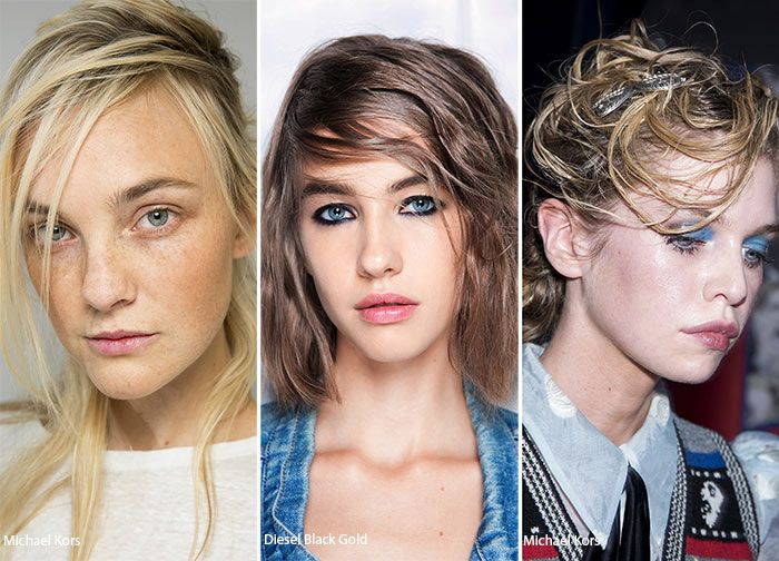 Spring/ Summer 2016 Hairstyle