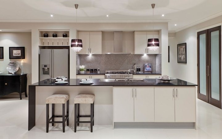 Talbot Kitchen, New Home Designs - Metricon