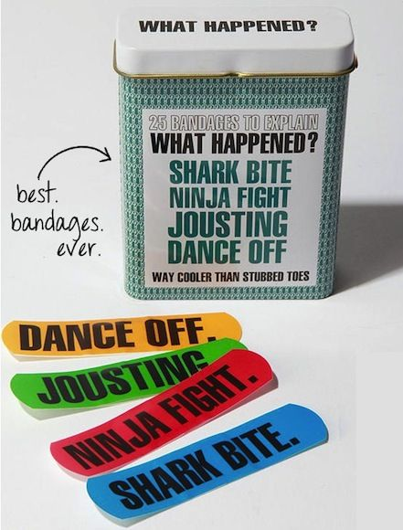 Need.Urbanoutfitters, Bandaid, Urban Outfitters, First Aid, Sharks Bites, Funny, Band Aid, Kids, Ninjas