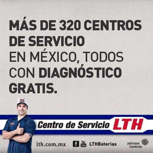 Con #LTH tienes garantía de servicio en toda la república mexicana, la instalación de tu batería en #Capemsa no tiene costo además de darte 4 años de garantía sobre defecto de fabricación ¿qué esperas? Ven con nosotros