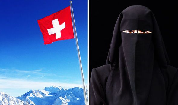A BURKA ban already enforced in a region of Switzerland could be rolled out across the whole country after a referendum was given the green light.