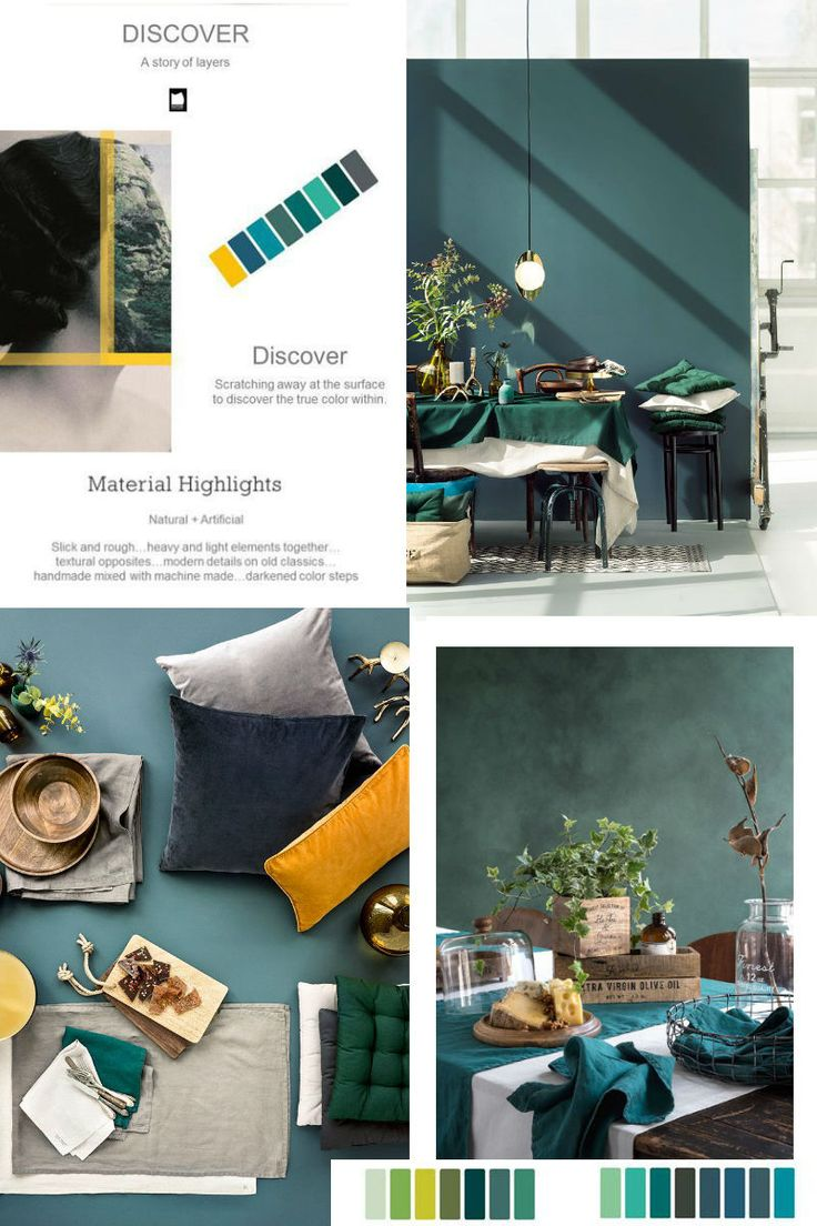 Choosing the paint colour for any direction room angela bunt - Blue Color Trend In Home Decor 2016 2017