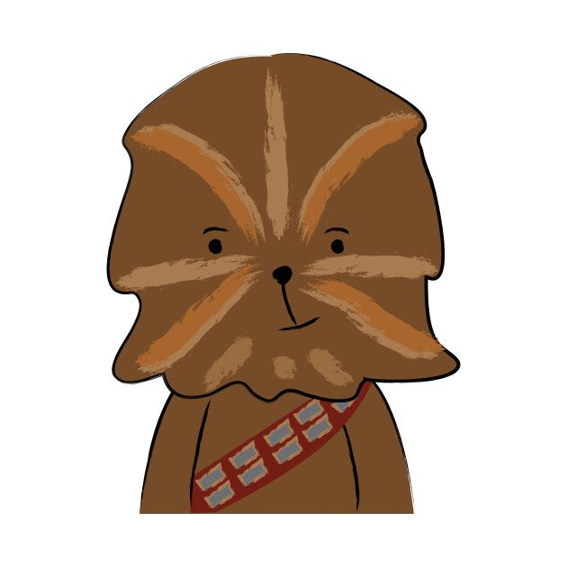 Awesome 'Chewbacca' design on TeePublic!