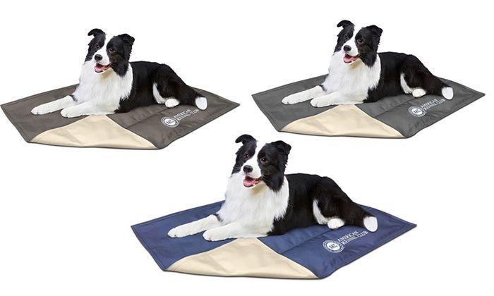 AKC Reversible Pet Cooling Mats: AKC Reversible Pet Cooling Mats