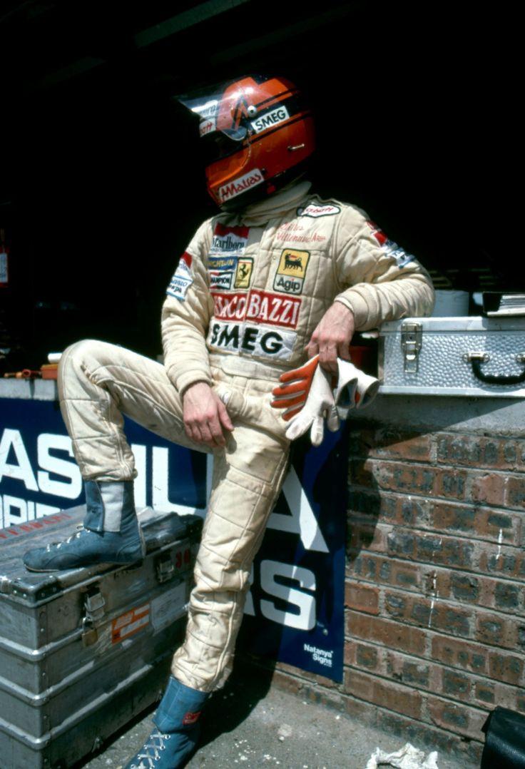 Gilles Villeneuve http://www.f1deals.com/