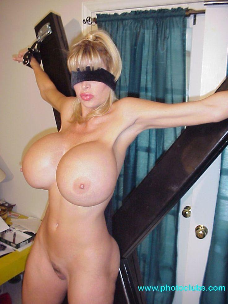 Big fake breasts-9697