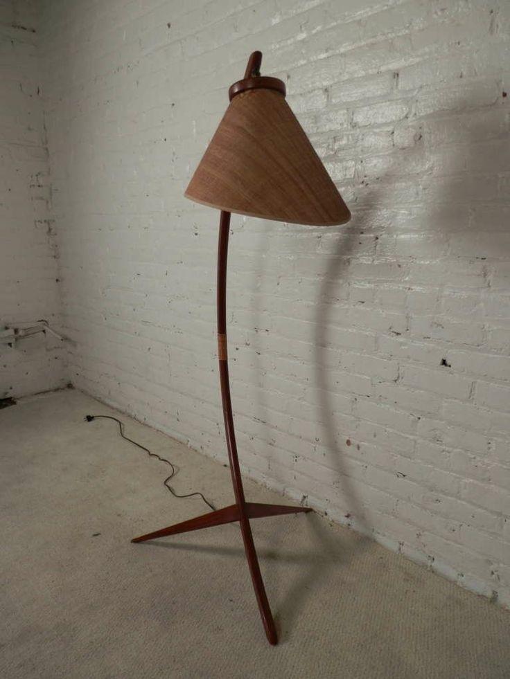 The 10 best lamps images on pinterest danish modern chandeliers danish floor lamp aloadofball Image collections