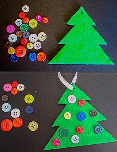Γιατί να στολίσετε το δέντρο ακόμη με χρονιά με τις ίδιες μπάλες; Ευκαιρία να πρωτοτυπήσετε φτιάχνοντας σπιτικά χριστουγεννιάτικα στολίδια παρέα με τα πιτσιρίκια