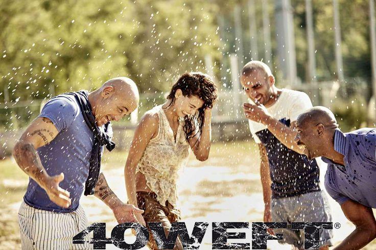 Estate, vacanze, divertimento #40weft #abbigliamentouomo #abbigliamentodonna #sport #tempolibero #urbanstye