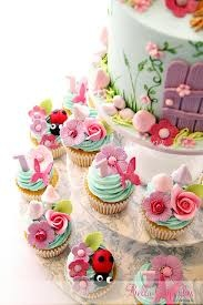 fairy cupcakes - decoration idea, no recipe attached