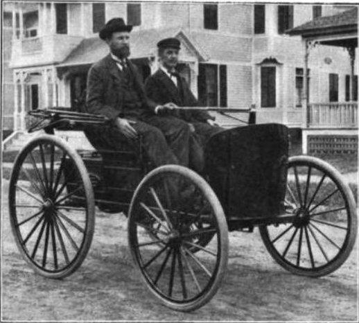 18 Best Images About Duryea Bros.-First Automobile In The