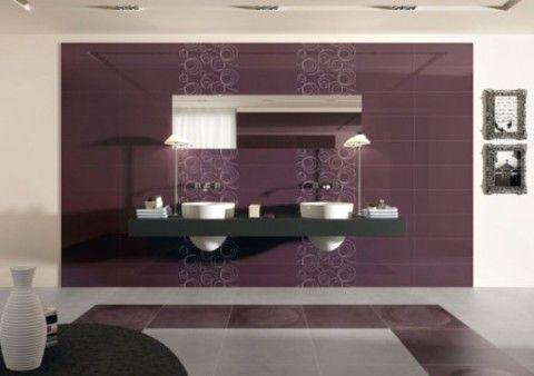 Bathroom Tiles Decorating Ideas