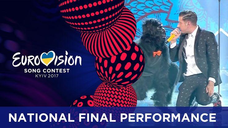 Francesco Gabbani - Occidentali's Karma (Italy) Eurovision 2017 - Nation...