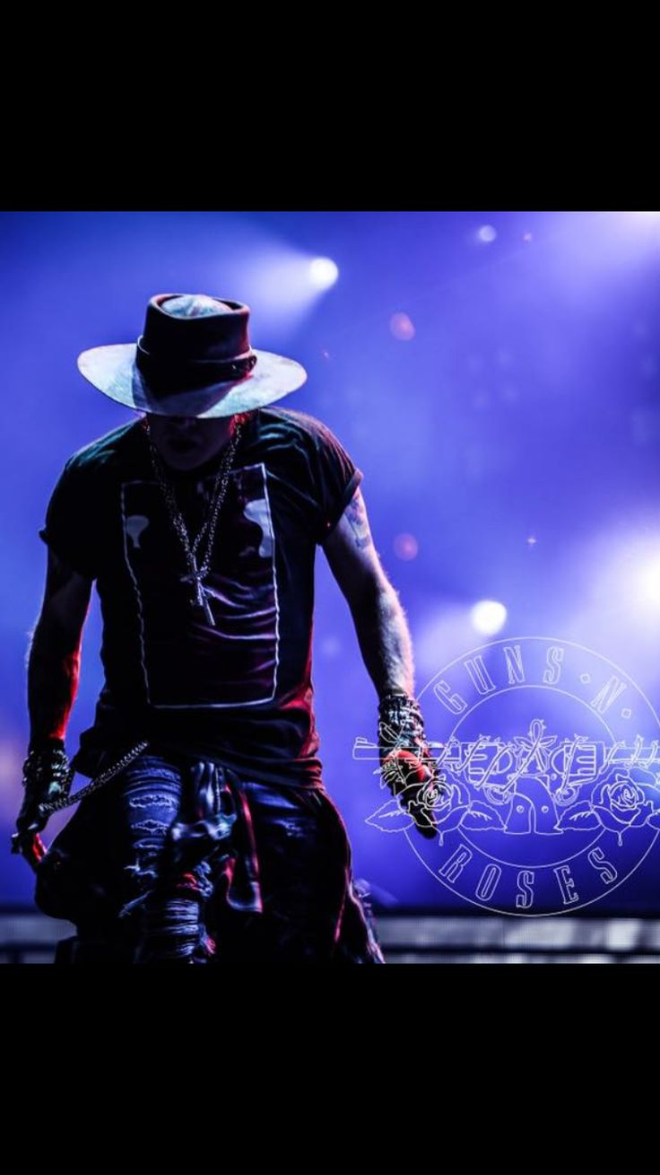 Axl Rose, not in this lifetime tour,2017 Europe. GUNS AND ROSES FOR LIFE