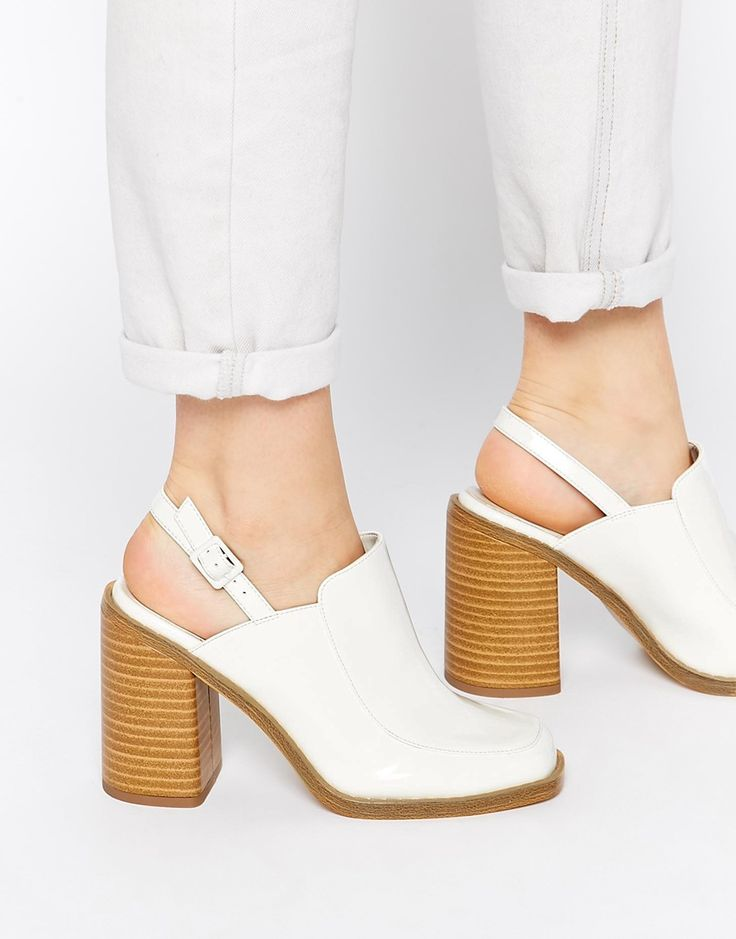 Image 1 of ASOS PRESS SHOOT Mules