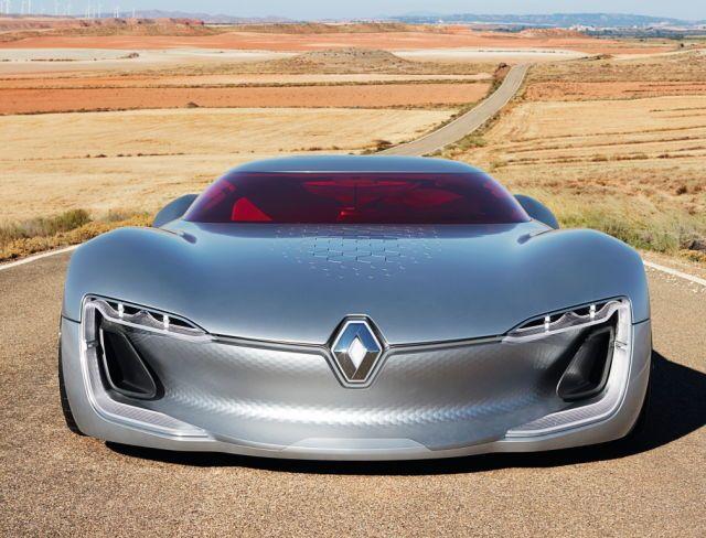 Renault Trezor Concept '09.2016