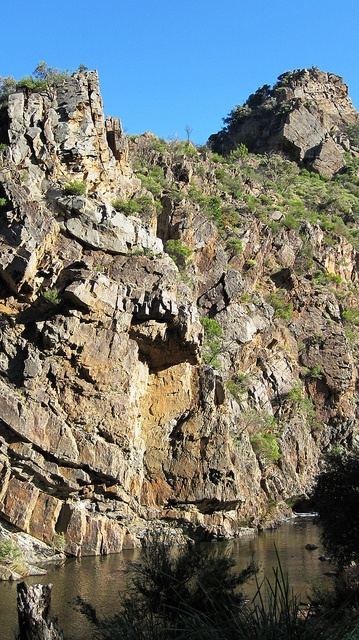 Werribee Gorge, near Bacchus Marsh. Somewhere to lose yourself for a bit.