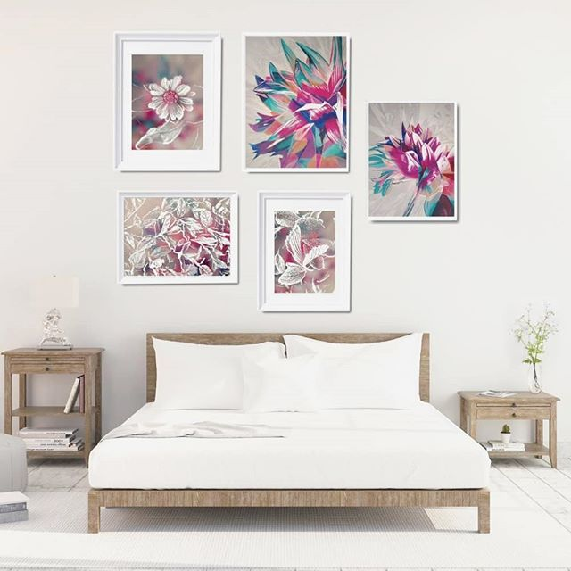 Handpicked for your sweet dreams  . . . . .  Visit Gallery Wall Section link in bio  #bedroomdecoration #bedroomdesign #gallerywall #gallerywalls #gallerywalldecor #gallerywallart #myhouzz#uohome #gallerywallinspo #gallerywallprints  #photosinbetween #theeverygirlathome #homeswithheart#showmehowyoustyle #interiorstyling  #livecolorfully #artforthehome #hotelart #atmine #apartmenttherapy#ambularinteriorsaintgotnothingonme  #homedecorations #decorinspirations #homedecorations #homewithrue…