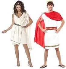 Resultado de imagen para disfraz de romano casero hombre