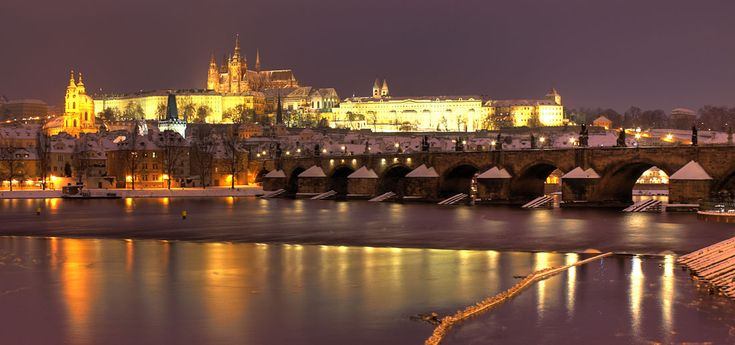 Merry Christmas from Prague