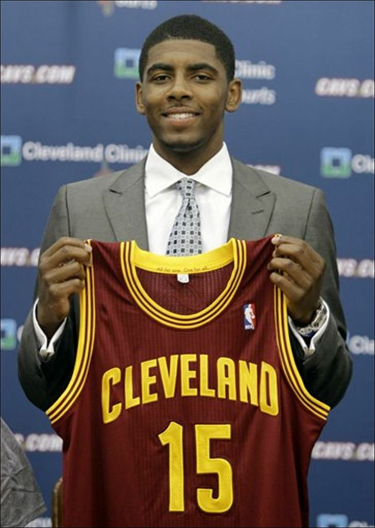 Irving was the No. 1 overall pick in the 2011 NBA basketball draft