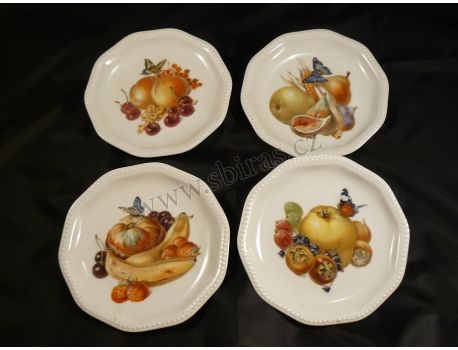 Sada dezertních talířků Rosenthal
