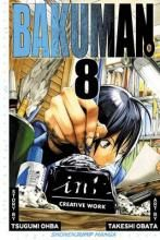 Bakuman 8 (Bakuman) By (author) Tsugumi Ohba, By (author) Takeshi Obata -Free worldwide shipping of 6 million discounted books by Singapore Online Bookstore http://sgbookstore.dyndns.org