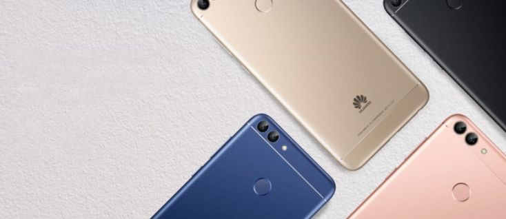 Huawei Enjoy 7S is Officially Official | Chinese Smartphones