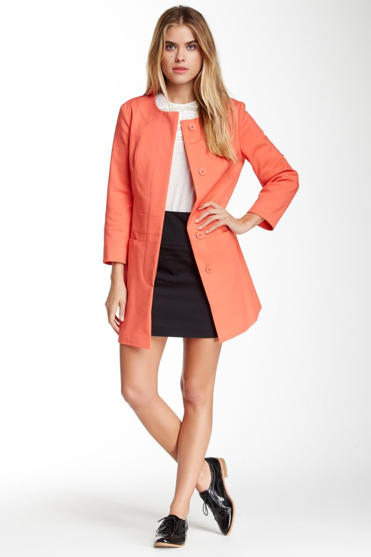 Trench Coat by Original Penguin on @HauteLook