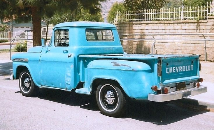 Classic 1956 to 1959 Chevrolet Pickup Trucks For Sale - Visit our website for great deals on the 1956 to 1959 Chevy Trucks, here is the link: http://www.cars-for-sales.com/chevrolet-information/classic-1956-to-1959-chevy-trucks-for-sale/ #1956ChevyTruck #1957ChevyTruck #1958ChevyTruck #1959ChevyTruck #ChevyInfo #ChevyTrucks #Chevy #ChevroletTrucks  #ChevyTruck #ChevroletTruck #Chevrolet #ChevyTruckForSale