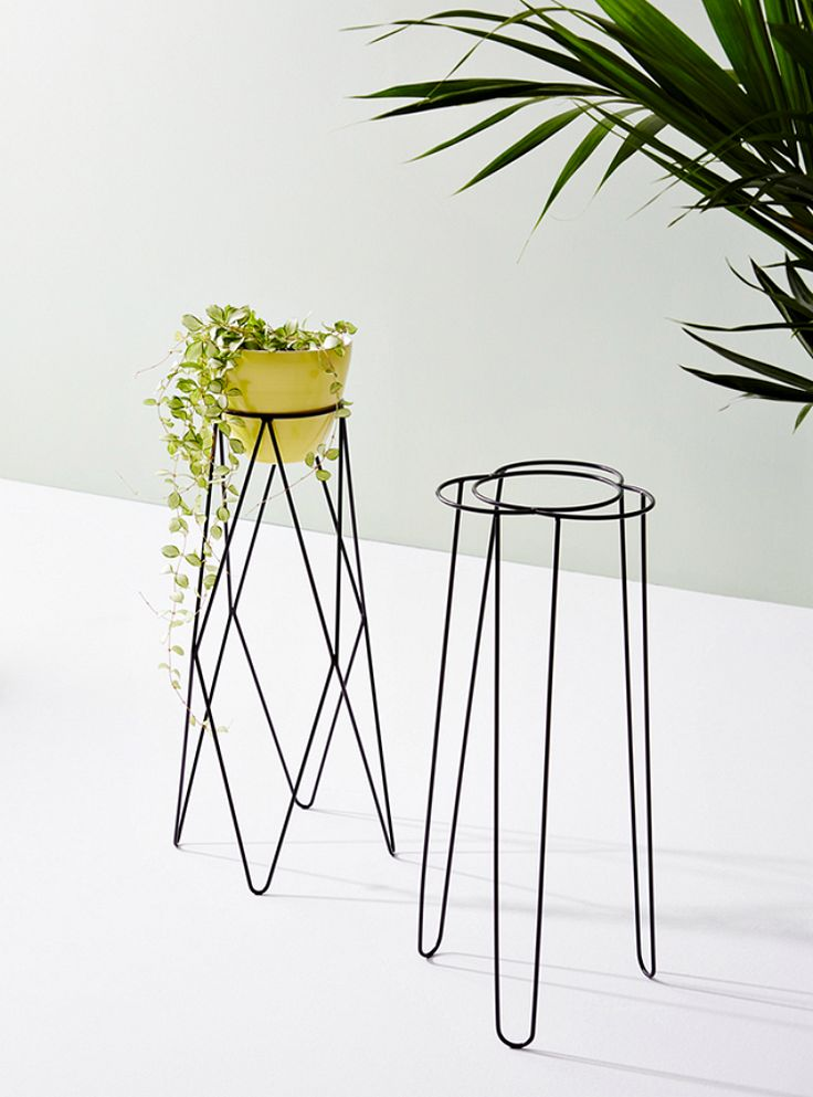 M s de 25 ideas incre bles sobre soportes de plantas en - Soportes para colgar macetas ...