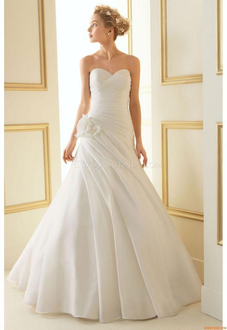 Wedding Dresses Luna Novias 132 Tenaz 2013