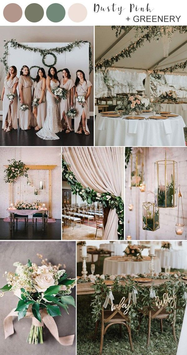 The Top 10 Fall Wedding Colors for 2019 Trends You'll Love - Mira and Bene - # 2019Trends #Bene #the #The # for