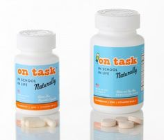 On Task ADHD Vitamins for our Child's Natural ADHD Treatment | On Task Naturally: Christopher's ADHD Vitamins, a Success Story