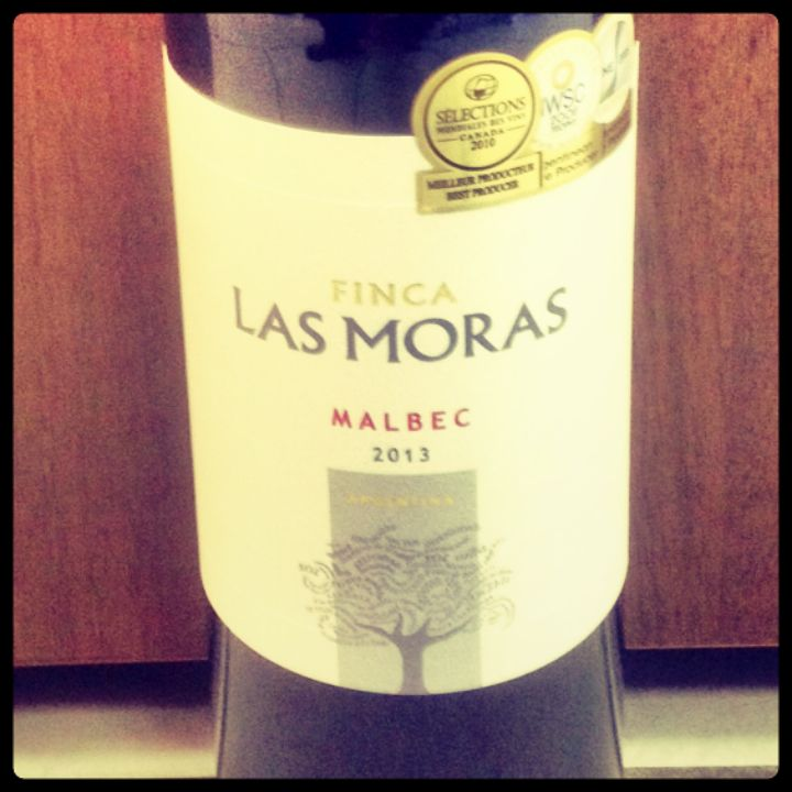 The Life of Stuff   Personal and Irish Lifestyle Blog: Bevvy of the Week   Finca Las Moras Malbec Bevvy of the Week Finca Las Moras Malbec