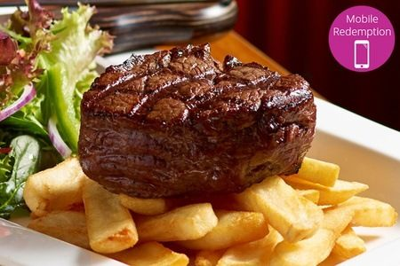 Newcastle - Steakhouse Workday Lunch for One ($15), Two ($28) or Four People ($55) at Outback Jack's, Maitland (Up to $190 Value).