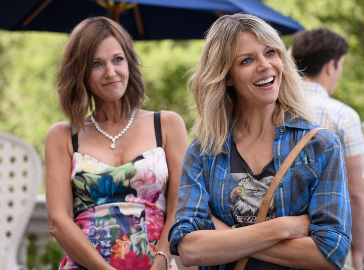 Kaitlin Olson is a loser aunt who finds herself as the guardian to her sister's very rich kids. Hijinks are sure to ensue.